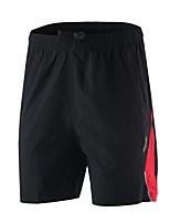 Hombres Carrera ShortsYoga / Camping y senderismo / Taekwondo / Boxeo / Pesca / Fitness / Carreras / Deportes recreativos / Bádminton /