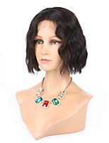 2016 Fashion Hot 8''-26'' Natural Wave Brazilian Virgin Glueless Full Lace Human Hair Wigs Glueless Lace Front Wigs 8A