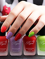 4 PCS-Bgirl Nail Art  Matte Nail Polish -16ml/Bottle 05-08(4 Colors)