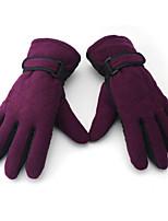 Mittens(Rojo / Negro / Cyan) -Transpirable / Alta transpirabilidad / Listo para vestir / Resistente al Viento / Mantiene abrigado /