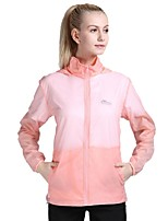 Women Outdoor Skin Prevent Bask Sun Protection Jacket Summer Breathable UV Skin Coat Quick Dry Shirt More Colors