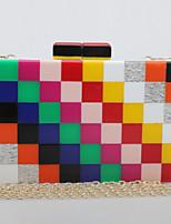 Women Acrylic Sling Bag Shoulder Bag-Multi-color