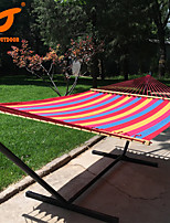 SWIFT Outdoor® Outdoor Camping Travel Double Hammock Tree 2 People Person Patio Bed Swing