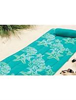Roll Up Beach Mat with Pillow