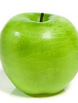 Green Apple Scented Aromatic Candle With Ceramic Candle