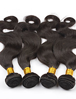 Peruvian Virgin Hair Body Wave 3Bundles 6A Unprocessed Virgin Human Hair Puruvian Hair Bundles, Human Hair Extensions