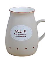 surface mate tasse en céramique tasse