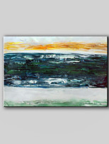Hand-Painted Abstract / Fantasy / POP Modern Oil Painting Without Any Frame, Canvas One Panel