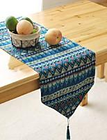 motif géométrique chemin de table mode hotsale de haute qualité table de draps en coton top déco