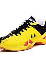 Zapatos de Hombre-Sneakers a la Moda / Zapatos de Deporte-Exterior / Casual / Deporte-Sintético / Tul / Microfibra-Amarillo / Naranja /