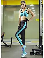 Outros®Ioga Fundos / Malha Íntima Respirável / Secagem Rápida / wicking Elasticidade Alta Wear SportsIoga / Pilates / Fitness / Corridas