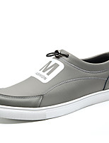 Men's Shoes Office & Career / Athletic / Casual Synthetic Loafers Black / Brown / Gray