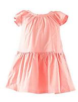 Girl's Dress,Cotton Summer Pink