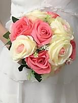 Ramos(Multicolor,Satén) -Rosas