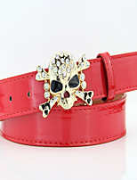 Women PU Buckle,Party / Casual Alloy