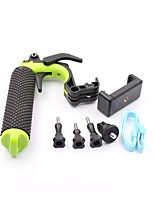 1Set Gopro Accessories Monopod / Hand Grips For Gopro Hero 3 / Gopro Hero 3+ / Gopro Hero 4 / XiaoyiWaterproof / Convenient / Adjustable