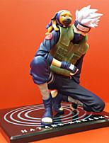 Naruto Hatake Kakashi PVC One Size Figures Anime Action Jouets modèle Doll Toy