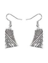 High Quality Women Nice Jewelry Flower Pattern Ladies Ear Hook Alloy Drop Earrings Wedding Fashion New Gifts
