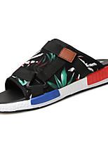 Zapatos de Hombre-Sandalias-Casual-Tela-1 # / 2 #