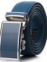 ALLFOND Unisex Casual/Party/Work Calfskin Waist Belt PZD4061U11