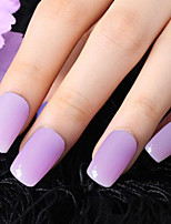 SIOUX Purple Matte Pudding Glue 6ML Nail Polish