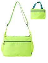 Bolso de Hombro / Portafolios / Bolso de Viaje / Cross Body Bag-Cubo-Poliéster-Rosa / Verde / Naranja / Rojo-Mujer