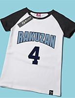 Costumi Cosplay-Kuroko Tetsuya-Kuroko no Basket-T-shirt