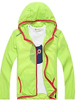 Children Outdoor Skin Clothing Sun Protection Jacket Summner Breathable UV Skin Coat Quick Dry Shirt More Colors