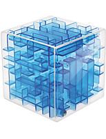 Toy Nouveauté IQ Cube magic Cube Tableau magique Miroir Cube de vitesse lisse Magic Cube Puzzle Vert / Bleu / Jaune Plastique