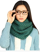 Corn Coarse Lines Thicker In Autumn And Winter Scarves Scarf