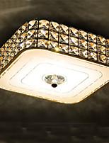 The Golden LED Crystal lamp lamp Entrance Hall Aisle Corridor Balcony Ceiling lampsB