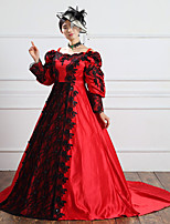 Steampunk®Georgian Gothic Party Dress Marie Antoinette Gown from Wholesalelolita