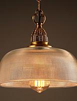 MAX 60W Plafond Lichten & hangers ,  Retro Anderen Kenmerk for Ministijl MetaalWoonkamer / Slaapkamer / Eetkamer / Studeerkamer/Kantoor /