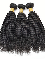 Brazilian Remy Hair Extension 100% Human Hair Extension High Quality 12-28inch Mix Size 3Bundles Hot Sale.