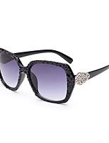 Classic Modern Fashion Unisex's Full-Rim Oversized Casual 100% UV400 Sunglasses(Assorted Color)