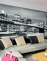 nuit jammory célèbre / paysage / encore peintures murales de la vie des couleurs fraîches / noir blanc toile / / sépia 3d fonds d'écran