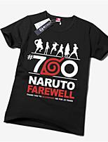 Inspired by Naruto Naruto Uzumaki Cotton T-shirt