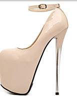 Women's Shoes 22cm Heel Height Sexy Round Toe Stiletto Heel Pumps Party Shoes More Colors available