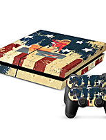 New Protective Sticker Cover Skin for PS4(TN-PS4-0001)