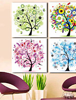 Diamonds Embroidery 30*30cm Spring Summer Autumn Winter Four Seasons Tree Round Diamond Cross Stitch Diamond Mosaic