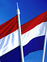 National Fabric Netherlands Flag for EURO World Cup Olympics 90*156cm