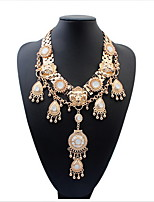 Vintage Style Chic Lion Shaped Pendants For Women Statement Necklace Choker Unique Jewelry