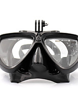 Camera Diving Glasses Mask for GoPro Hero 4  SJ6000  Xiaomi Xiaoyi