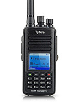TYT MD-390 UHF Walkie Talkie 5W 2800mAh 400-470MHz 2800mAh 3KM-5KMRadio FM / Alarma de Emergencia / Programable con Software de PC /