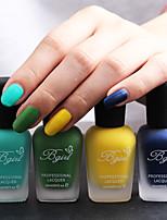 4 PC-Bgirl Nail Art  Matte Nail Oil Polish -16ml/Bottle 09-012(4 Colors/Set)