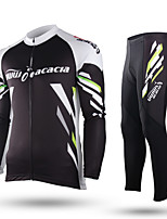 ACACIA Cycling Suits Spring and Summer Long Sleeve Quick-Drying Breathable take Mountain Bike Riding Bicycle 93666