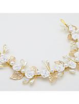 Damen / Blumenmädchen Kopfschmuck Hochzeit / Besondere Anlässe Stirnbänder Kristall / Künstliche Perle Hochzeit / Besondere Anlässe1