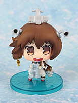 Kantai Collection Autres PVC 7cm Figures Anime Action Jouets modèle Doll Toy