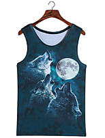 3D Pattern Male As Picture Cosplay The noise on Sirius Vest