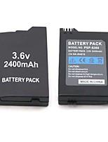 Batteries et chargeurs-Sony PSP 3000 / Sony PSP 2000-Mini-Audio et vidéo- enPolycarbonate-PSP 2000/3000-Logitech